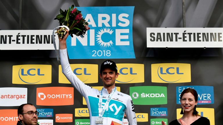 Paris-Nice results & GC: Rudy Molard wins stage six