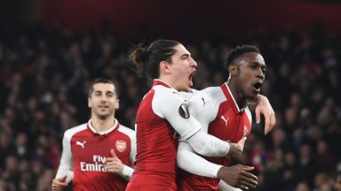 fifa live scores -                               Arsenal to face CSKA Moscow in EL