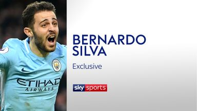 fifa live scores - Bernardo Silva exclusive: Man City dressing room atmosphere is amazing