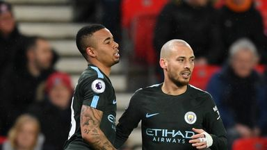 fifa live scores - Are Man City better with Gabriel Jesus instead of Sergio Aguero?
