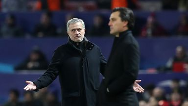 fifa live scores - Should Manchester United boss Jose Mourinho park the bus at Manchester City?