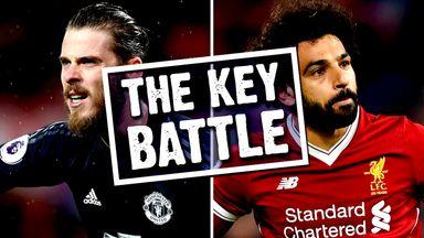 fifa live scores - David de Gea v Mohamed Salah: Saturday's key battle as Manchester United host Liverpool