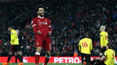 fifa live scores -                               'Salah on his way to Messi level'