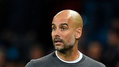 fifa live scores -                               Pep fined for 'act of defiance'