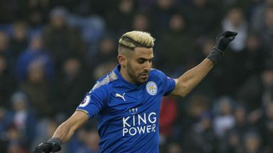fifa live scores - Riyad Mahrez will give 'everything' for Leicester after scoring first goal since transfer drama