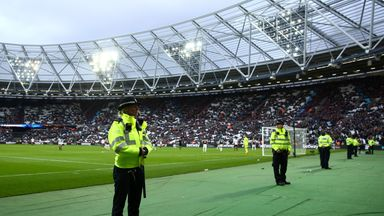 fifa live scores - Met Police to be present inside London Stadium for West Ham vs Southampton