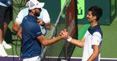 Paire v Djokovic: Highlights