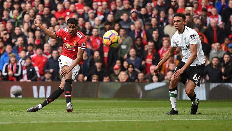 Highlights: Man Utd 2-1 Liverpool