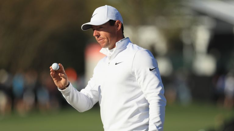 Rory McIlroy during the second round at the Arnold Palmer Invitational Presented By MasterCard at Bay Hill Club and Lodge on March 16, 2018 in Orlando, Florida.