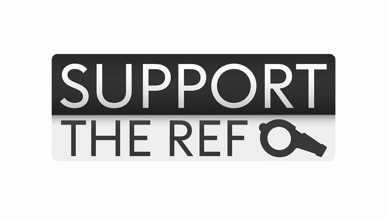 Support the ref