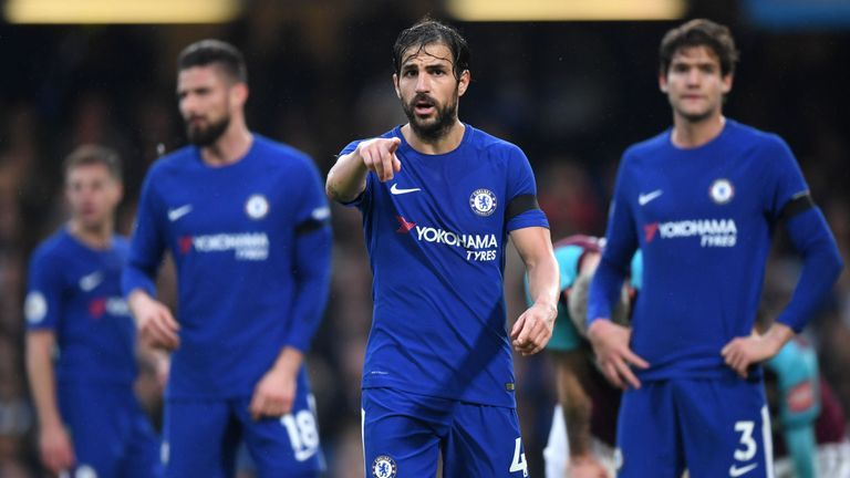 Chelsea finished 30 points behind Manchester City last season