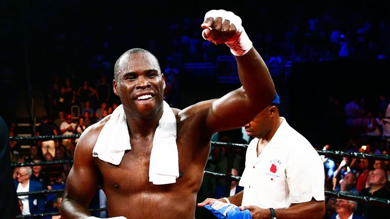 Adonis Stevenson has welcomed a rematch with Tony Bellew in the UK