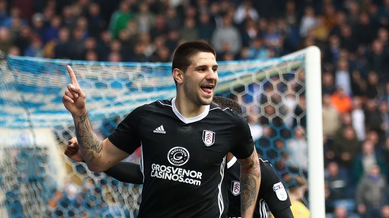 Newcastle want £20m for striker Aleksandar Mitrovic