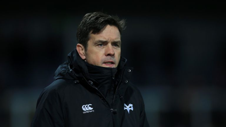 Allen Clarke has been appointed head coach of Ospreys