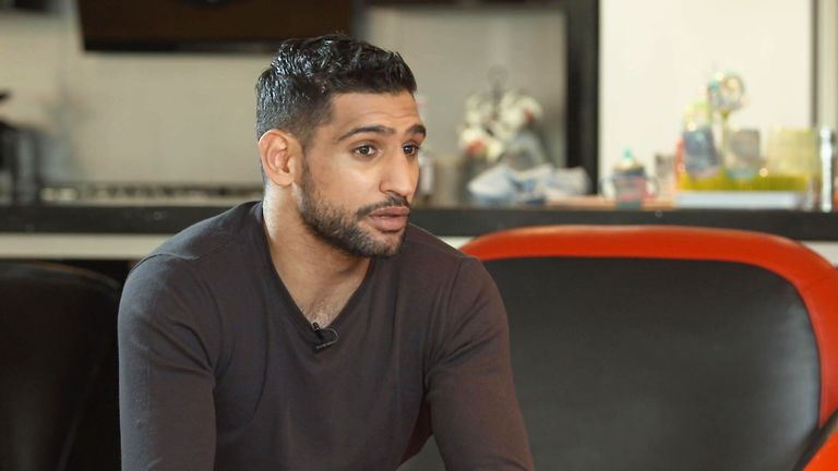 Watch Amir Khan: Off Limits at 9pm this Tuesday on Sky Sports Action