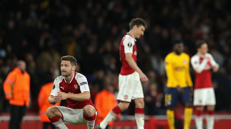 Arsenal last week missed the chance to take a lead to Madrid