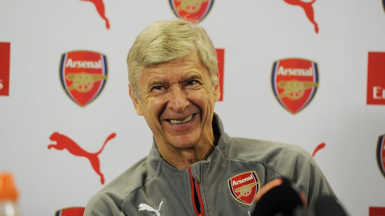 Wenger will speak about his departure when Arsenal face West Ham on Sunday