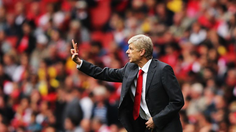 Top 5 candidates to succeed Arsene Wenger as Arsenal boss — Football