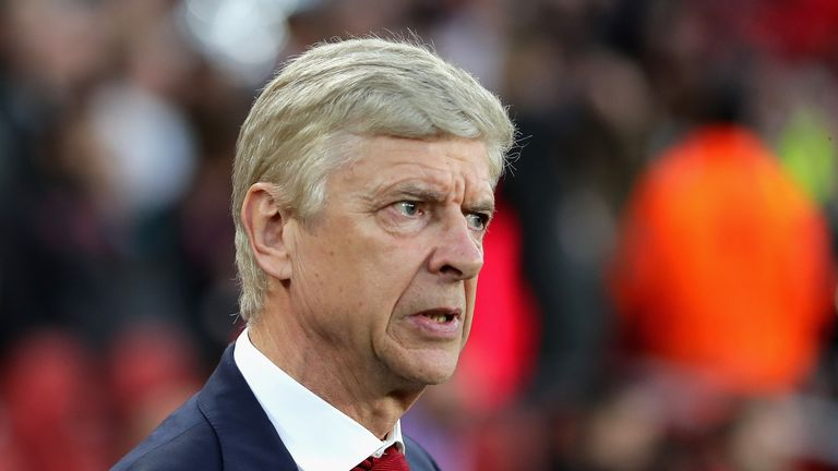 Arsene Wenger says he has not been contacted by PSG about a role with the club