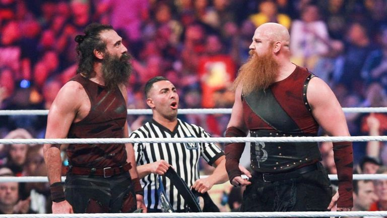 The Bludgeon Brothers captured the SmackDown tag titles at WrestleMania, and could get some fresh opponents tonight
