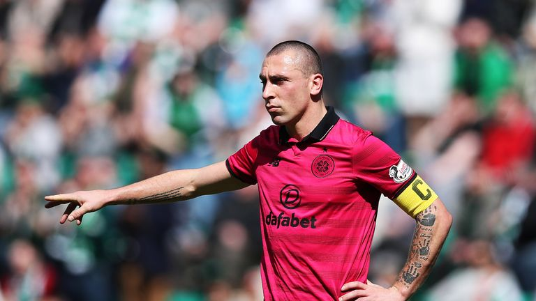 Scott Brown: 'Celtic players must turn up against Rangers'