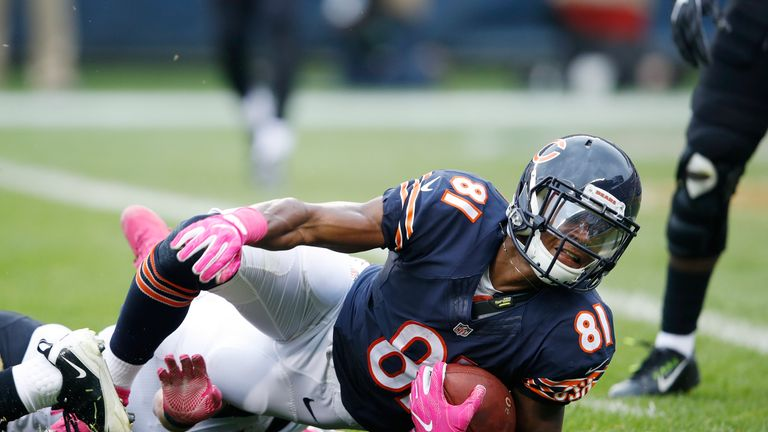 Did Ryan Pace make the right decision with Cameron Meredith?