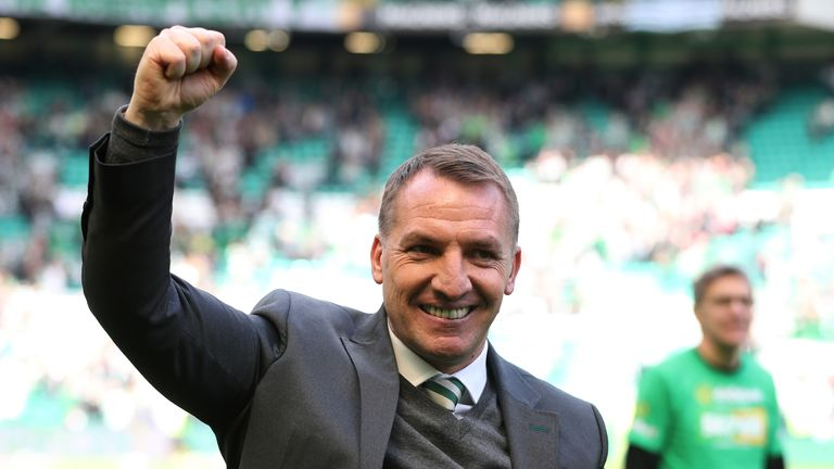 Celtic manager Rodgers confirms: I don't want Arsenal job