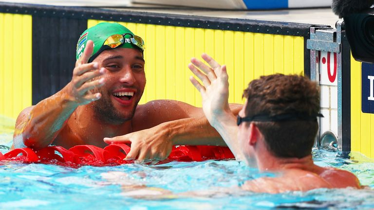 Ben Proud disqualified from Commonwealth Games 50m butterfly