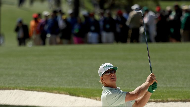 Charley Hoffman has been added to the field in Edinburgh