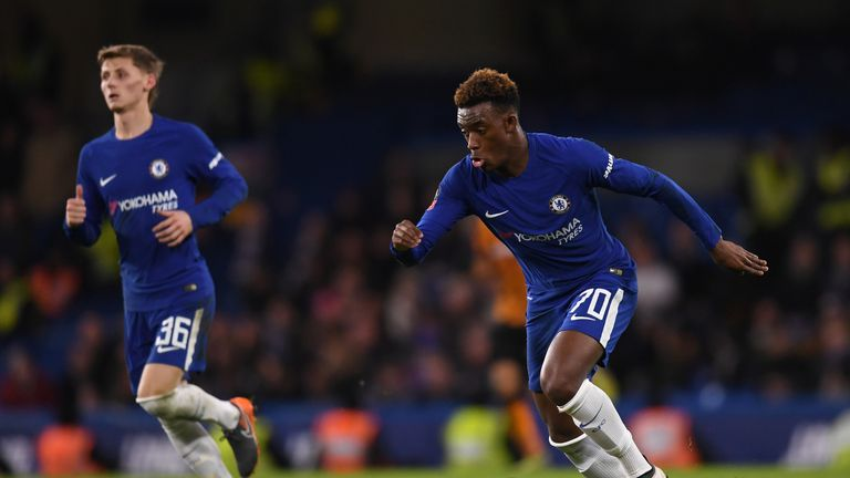 Callum Hudson-Odoi could get his chance against West Ham