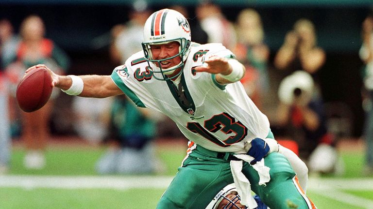 Dan Marino fell all they way to the 27th pick but had an outstanding career