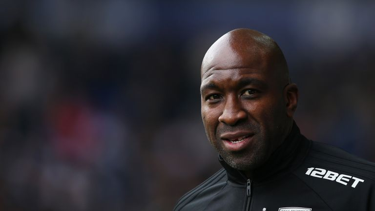 Darren Moore's man-management means he is destined to become a No 1, says Foster