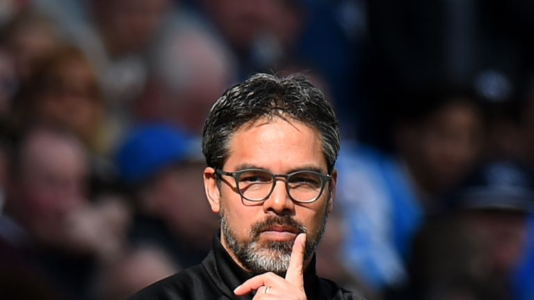 David Wagner's Huddersfield have struggled for goals this season