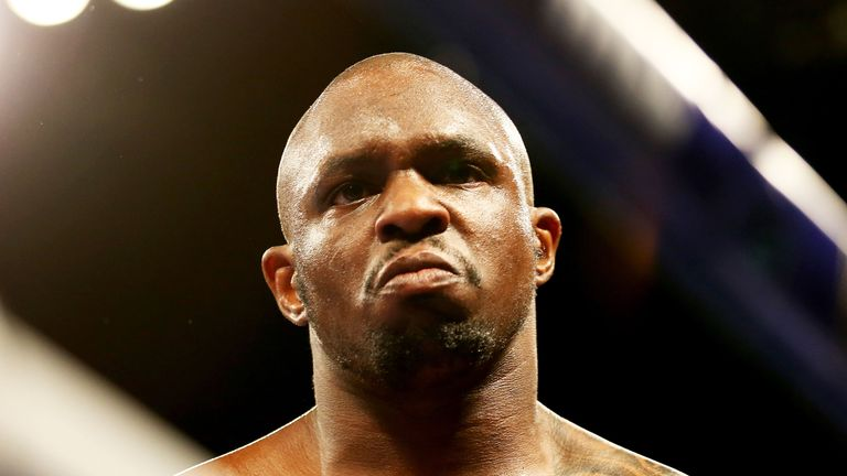 Dillian Whyte faces Joseph Parker on July 28, live on Sky Sports Box Office