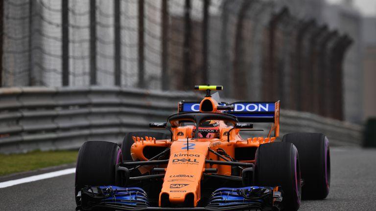 McLaren fined for Vandoorne incident in FP2