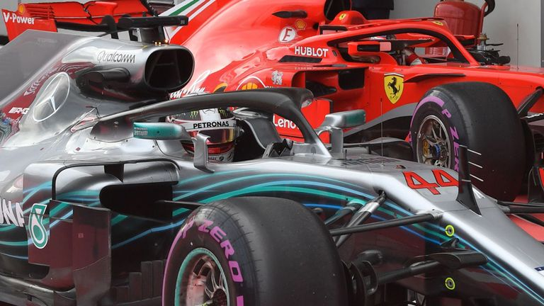 Changes approved for 2019 in bid to improve overtaking