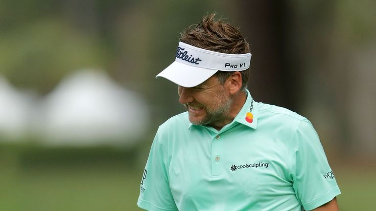 Poulter was making his sixth start in as many weeks on the PGA Tour