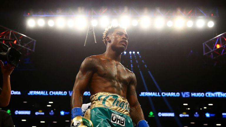 The twin is now the WBC mandatory challenger to 'Triple G'