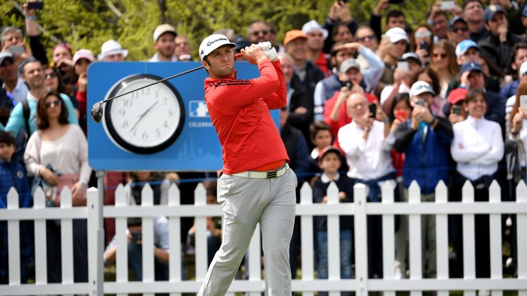 Rahm moves up to fifth on the Race to Dubai