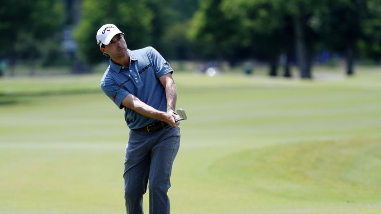 Kisner, Brown move into lead at Zurich Classic