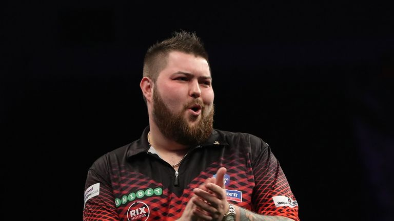 Michael Smith secured his second ranking victory of the year on Saturday
