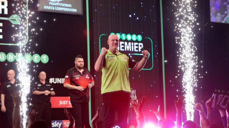 Michael van Gerwen won the Premier League again, but a much changed line-up made for a refreshing season