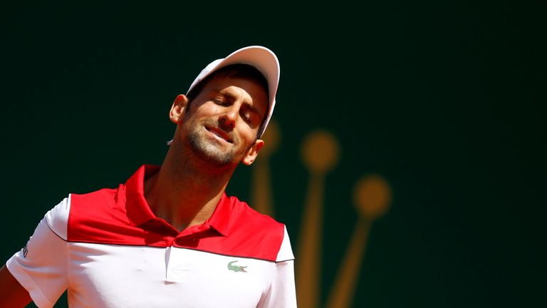 Djokovic's comeback stalls again with surprise loss to Klizan at Barcelona Open