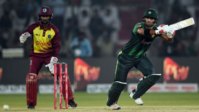 Pakistan to chase 154 for series whitewash against Windies