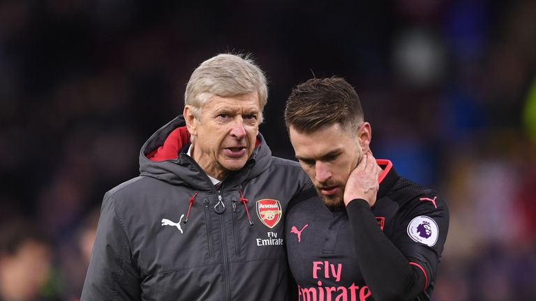Wenger says he only wants players who want to play for Arsenal