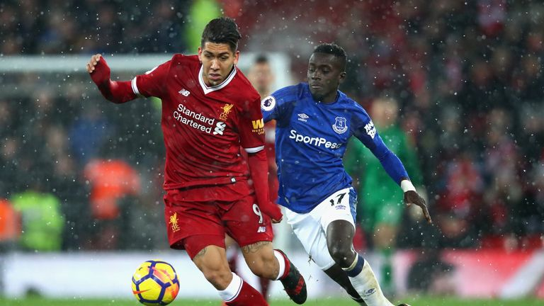A goalless Merseyside derby with Mohamed Salah out of Liverpool's squad