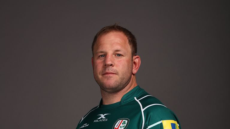 David Paice says ring-fencing would help London Irish hold onto their top academy players