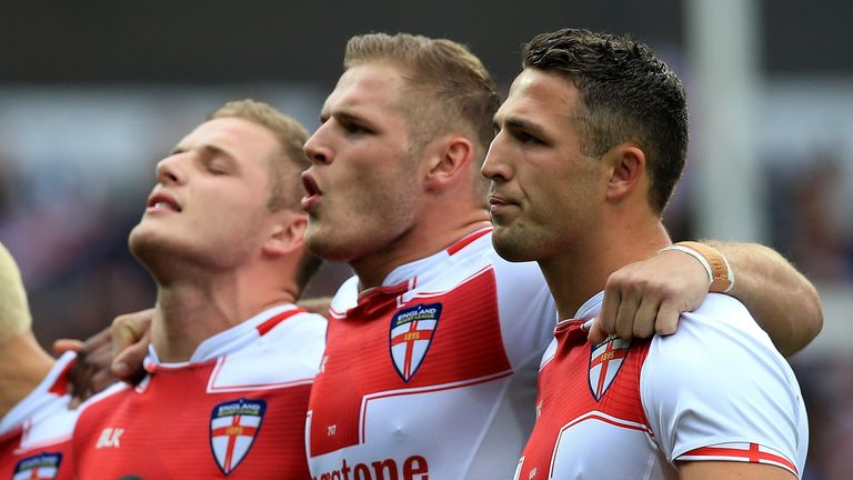 The Burgess brothers Tom, George and Sam will be available for England in June