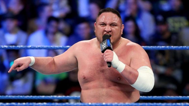 Samoa Joe is a natural choice to face whoever comes away from Money In The Bank as WWE champion