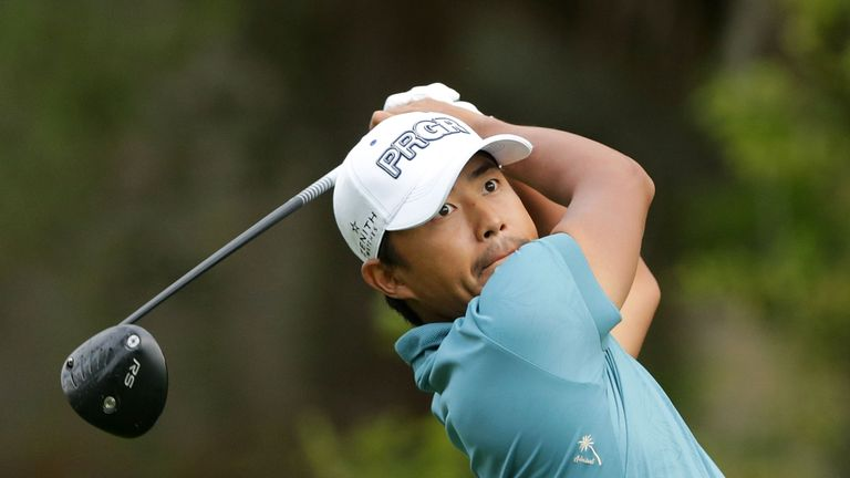 Kodaira's victory secures him full status on the PGA Tour